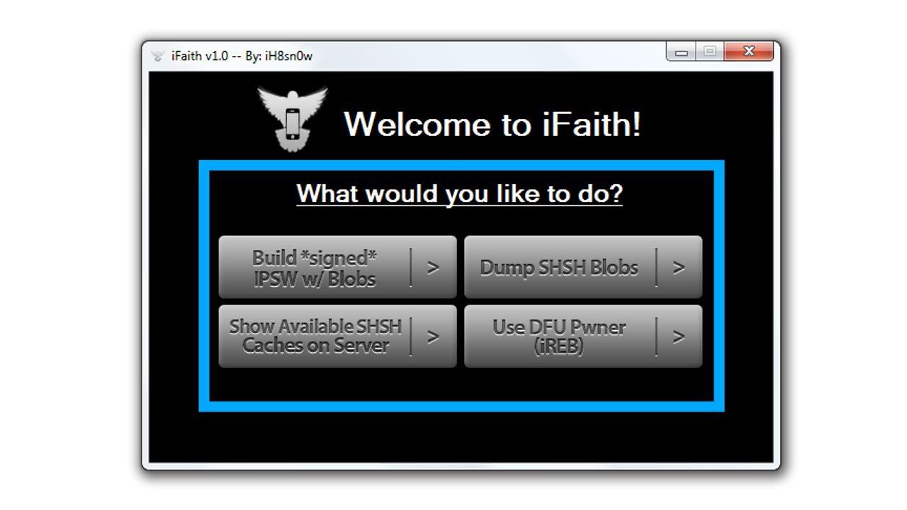 ifaith v1.5.9 mac