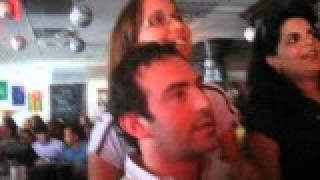 6/24/06: Arg.vs MX in a Miami bar