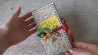 Шоколадница ко дню учителя своими руками/подарок ко дню учителя Video