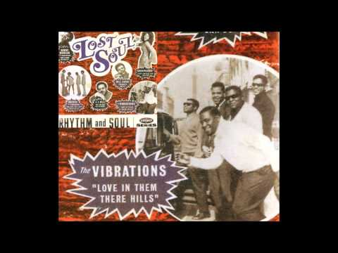 The Vibrations Love In Them There Hills (1968)
