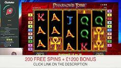 BIG WIN ! Best Online Casino - Free Spins £1200 Bonus - Casumo Review - Slots Machines
