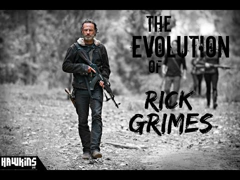 The Walking Dead | The Evolution of Rick Grimes | Season 1-5