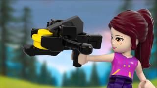 adventure camp archery lego friends 41120