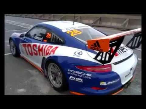 Adelaide Designer Homes Sponsors A Porsche Carrera Cup Australia Car