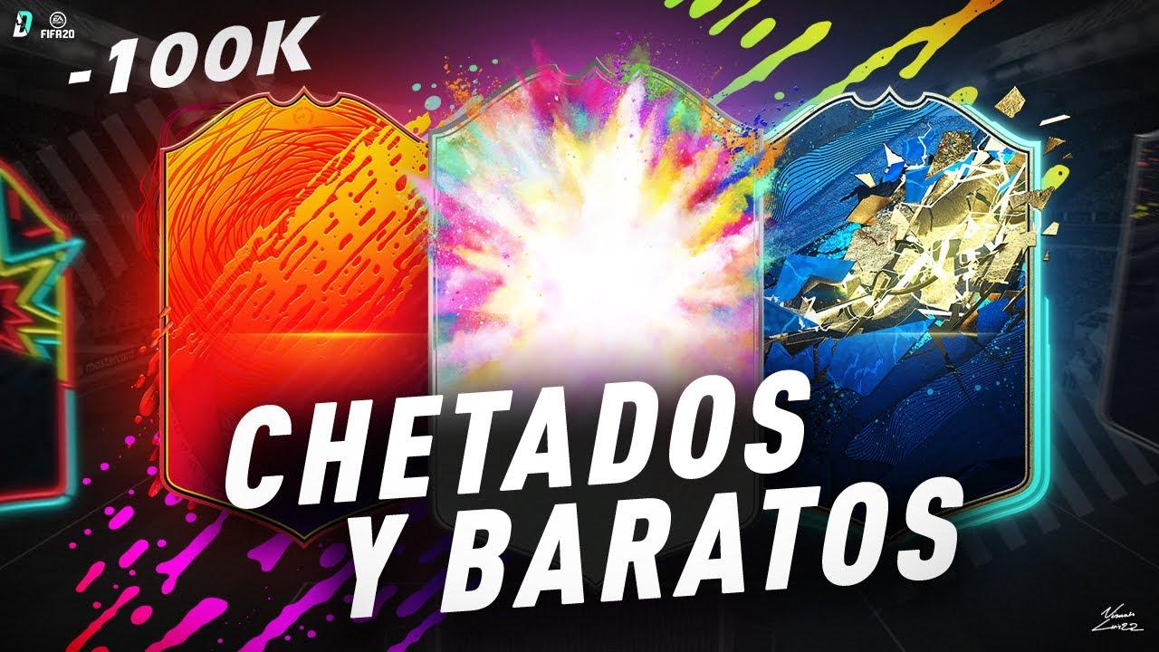 10 CARTAS CHETADAS Y BARATAS EN FIFA 20 I PARTE 7