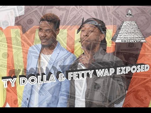 Ty Dolla $ign And Fetty Wap SOLD OUT to The Illuminati - EXP
