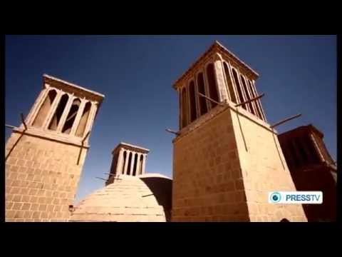 Beautiful City of Yazd, Centre Of Zoroastrian Culture. Documentary. This Is Iran,