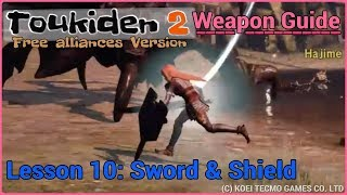 Toukiden 2 - Weapon Guide: