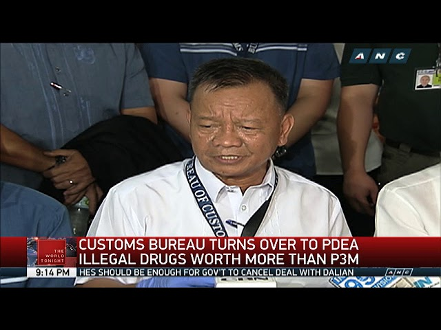 More than P3-M worth of illegal drugs turned over to PDEA