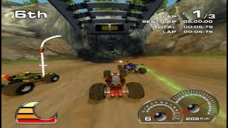 Drome Racers PS2 Gameplay HD (PCSX2)