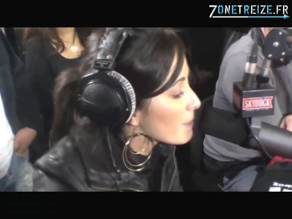 Kenza Farah & Najim - Ya mama live à Skyrock
