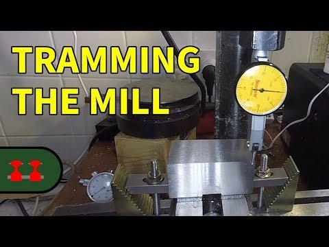 How I Tram my Vice on the Proxxon Mini Mill