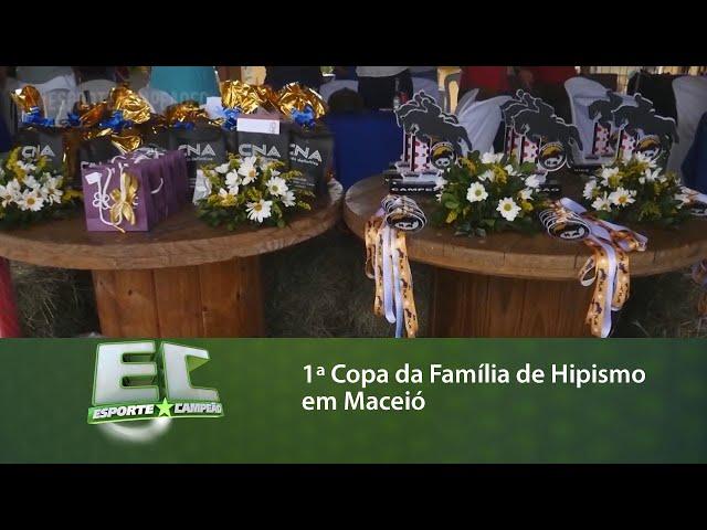 1ª Copa da Família de Hipismo em Maceió