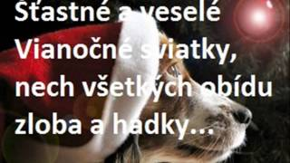 LIDL  Priatelia Vianoc - Lyrics