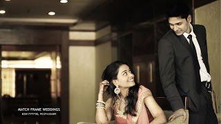 Wedding Reception Highlight Rashmi & Padmanabh (Mangalore Ocean Pearl)