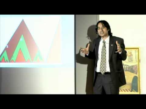 TEDxCluj - Mukul Pal - Time Fractals