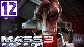 Mass Effect 3 12 Приоритет Тучанка