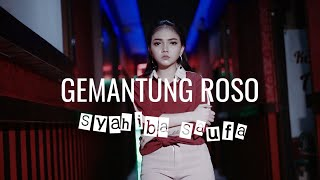 Syahiba Saufa - Gemantung Roso (Official Music Video)