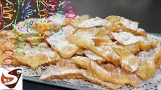 Frappe di carnevale: chiacchiere, bugie, cenci – dolci di carnevale fritti  (carnival sweets)