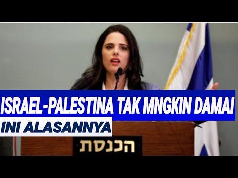 MENTRI ISRAEL SEBUT TAK MUNGKIN DAMAI DG PALESTINA