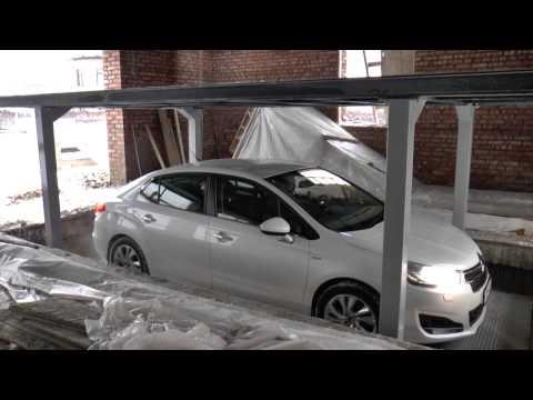 PANDA LIFT - Автомобильный лифт в подземный гараж