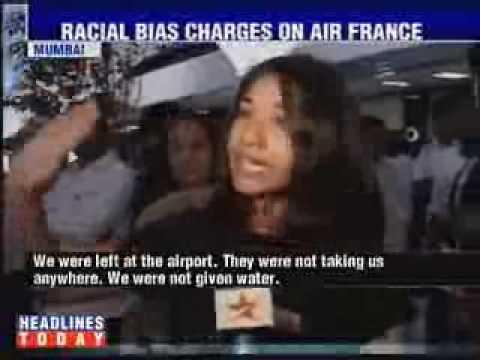 Air France's Racial Bias Against Indian Passengers in Paris (Part 1 of 2)