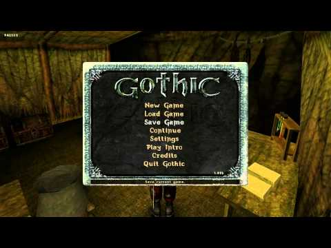Let's Play - Gothic - 20 - Focus and Training