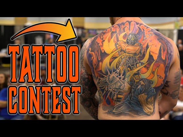 GREATER CINCINNATI TATTOO CONVENTION! | Tattoo Contests, Sideshows, Lifestyle | Villain Arts