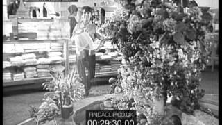 ADS#0001 Berlei (Gay Slant Step-In Girdles - Window Dresser in Department Store)