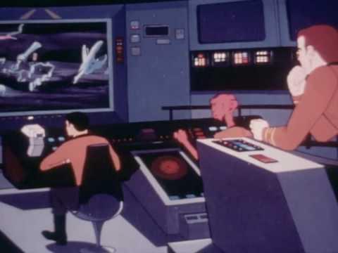 Lost PSA: Star Trek TAS for Keep America Beautiful!