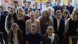 Белая армия, чёрный барон... песни Великого Октября в 17 году