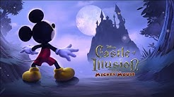 Castle of Illusion Starring Mickey Mouse HD (PC) Longplay
