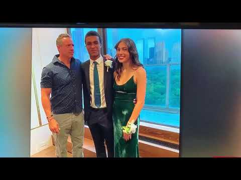 Chris Cuomo Gives The Side-Eye To His Prom-Bound Daughter's Boyfriend - Vlog