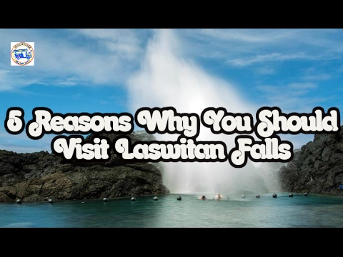 Top 5 Reasons Why You Should Visit Laswitan Falls & Lagoon Cortez, Surigao