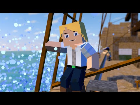 Adventure of a Lifetime - A Minecraft Parody