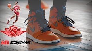 видео кроссовки air jordan