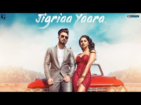 Jigriaa Yaara : Jimmy Kaler, Shipra Goyal Official Song Gk  Geet   Latest Punjabi Songs