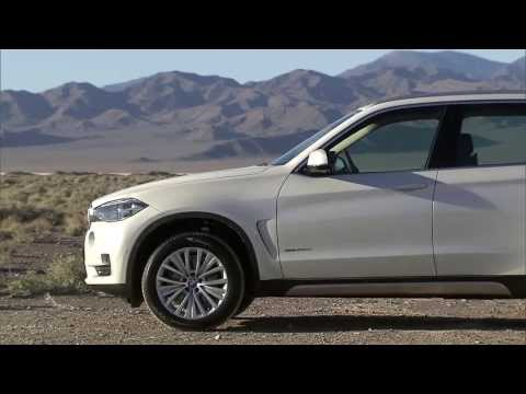 2014 BMW X5 Exterior Footage