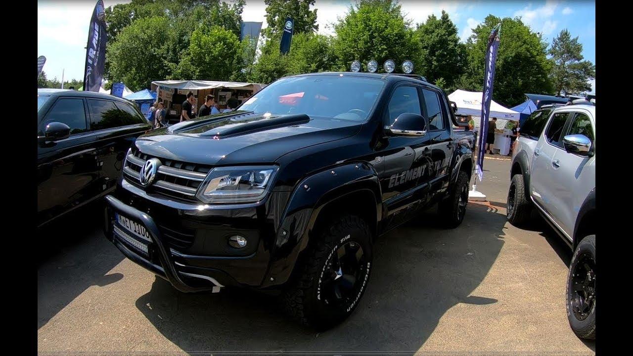 volkswagen vw amarok wide body kit tuning show car by. Black Bedroom Furniture Sets. Home Design Ideas