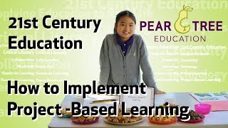 Implementing Project-Based Learning (21st Century Education)