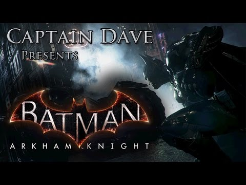 Batman: Arkham Knight - Walkthrough Part 47: Breath