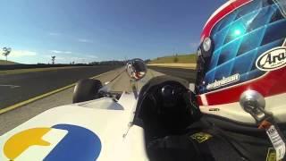 Alex Davison Lola T332 SMSP 6/7/15 Pole Lap