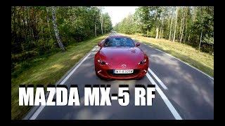 Mazda MX-5 RF (PL) - roadster na deszczowy dzień