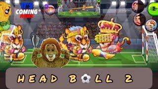 HEAD BALL 2 ‼️ Soccer Gameplay - King Of Tribune 1 #24 | bendiit playing games screenshot 3