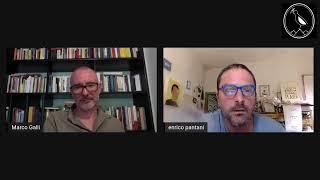 Speciale Aperitivo con le Muse: Marco Galli con Enrico Pantani