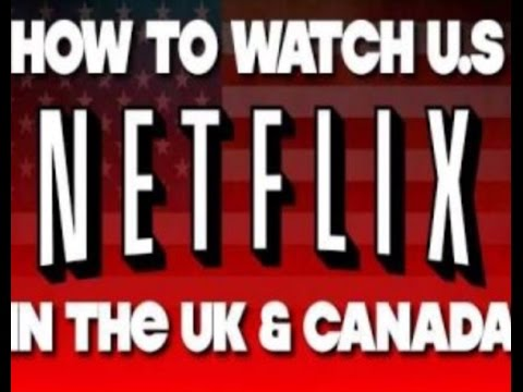 How to Unblock Netflix USA with VPN in Canada 2019 ...