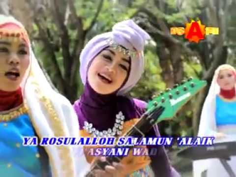 Ya Rosullah (Tum Hi Ho) - Qasidah Sholawat