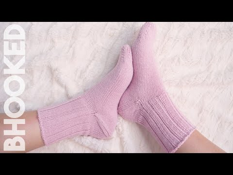 How To Knit Socks (for The First Time) Part 1 - Summer Sock Knitting KAL