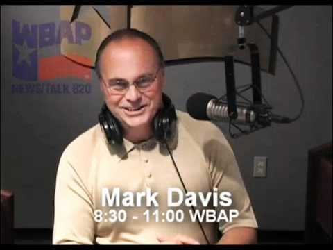 WBAP Radio: Mark Davis Arlington Grand Opening