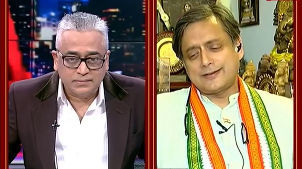 Patel Wouldn't Find The Statue An Appropriate Honour: Shashi Tharoor Speaks on #StatueOfUnity